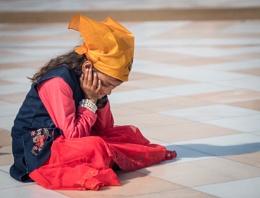 Contemplation - Amritsar