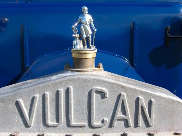 Vulcan by Drighlynne