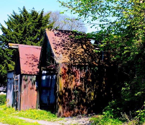 Old granary by ddolfelin