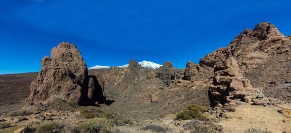 Mt.Teide Panorama