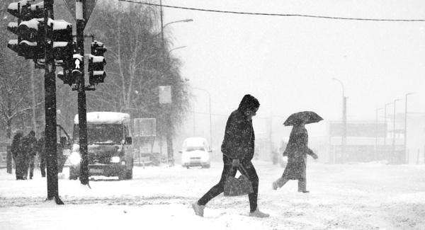 Winter Scene XL by MileJanjic