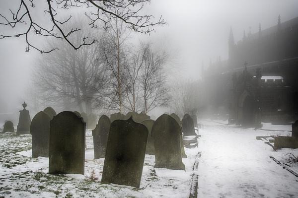 Heptonstall Churchyard