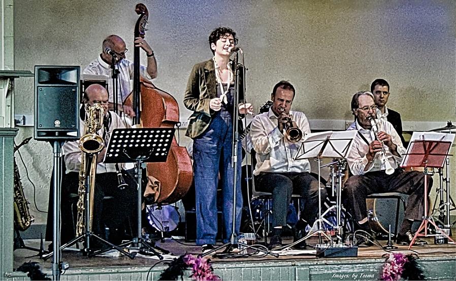 Village Hall Concert, Portpatrick.