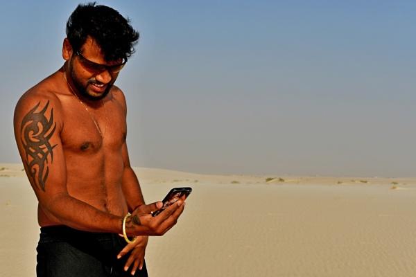 Mobile addict by Savvas511