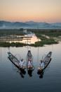 Three Fishermen by edrhodes