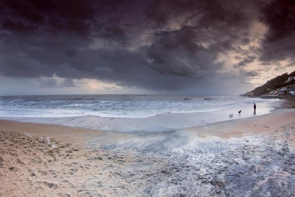 Ventnor Beach by sandwedge