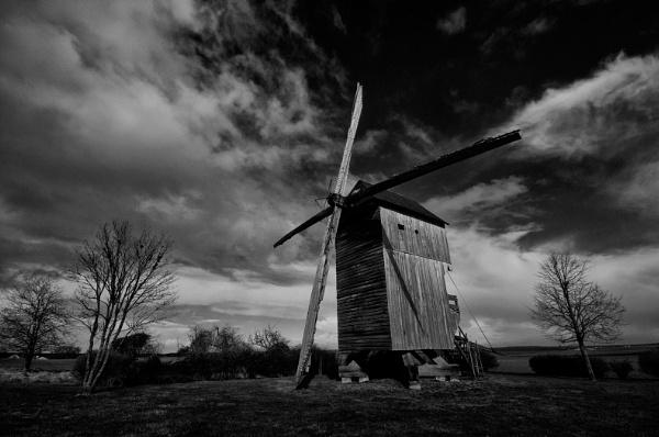 Windmill by Zydeco_Joe