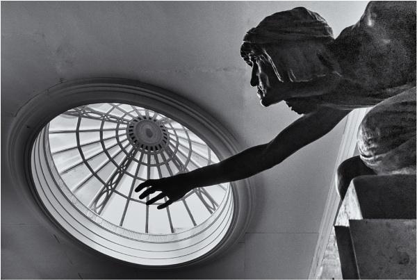 Reaching for the light - 2. by franken