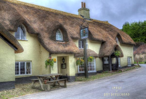 Royal Oak, Exmoor by RLB