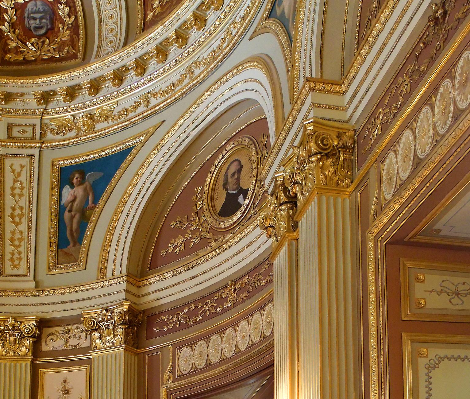 Grand Theatre, Bordeaux