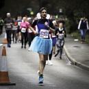 Surrey Half Marathon - Some run as a girl by JackAllTog
