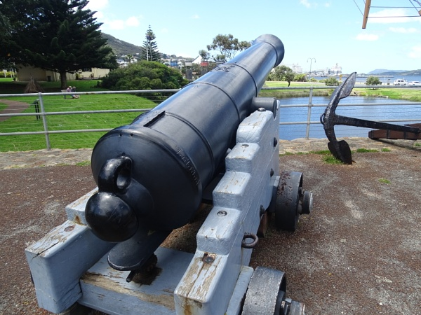 Cannon at Albany, Australia. 2 by YoungGrandad