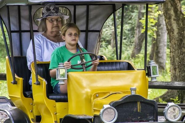 Driving Grandma by jbsaladino