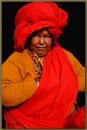 Hindu pilgrim by debu