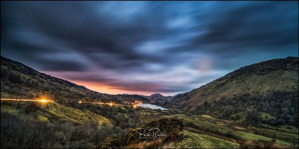 Llyn Gwynant Valley by Pete2453