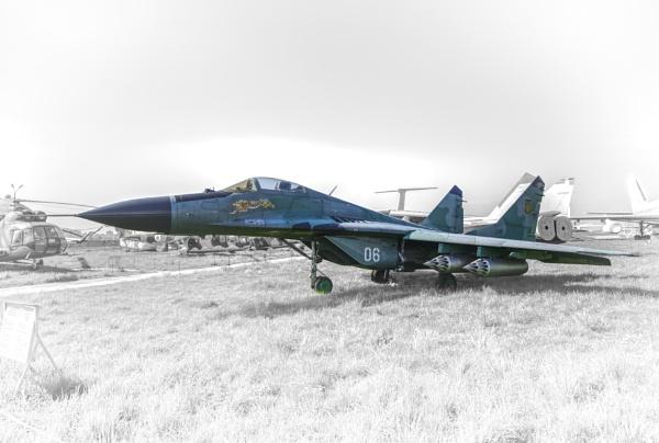 MiG 29 by DHoffryn