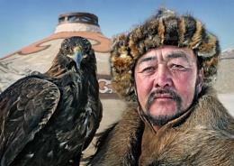 Proud Eagle Hunter