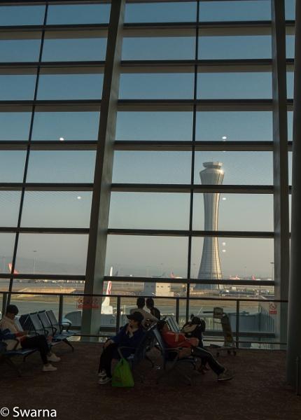 Nanjing Airport, China