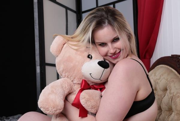 Lucky Teddybear.