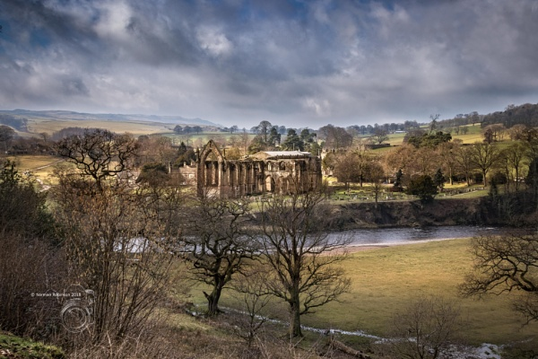 Bolton Abbey by Normanr