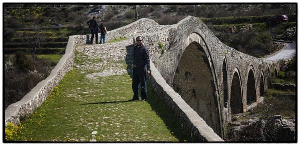 On the old bridge by nklakor