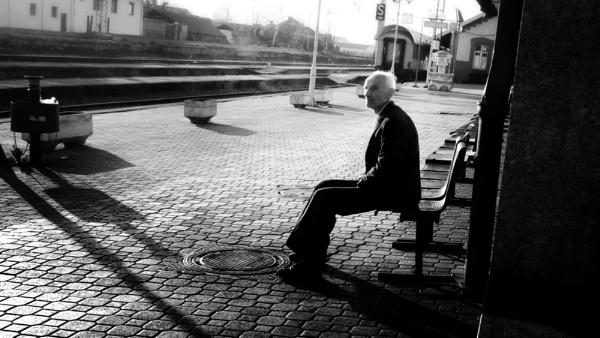 The next train by MileJanjic