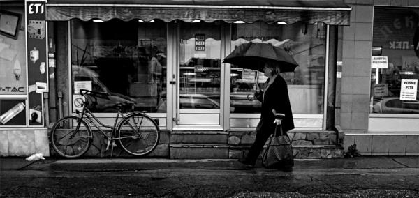 City Life LXVII by MileJanjic