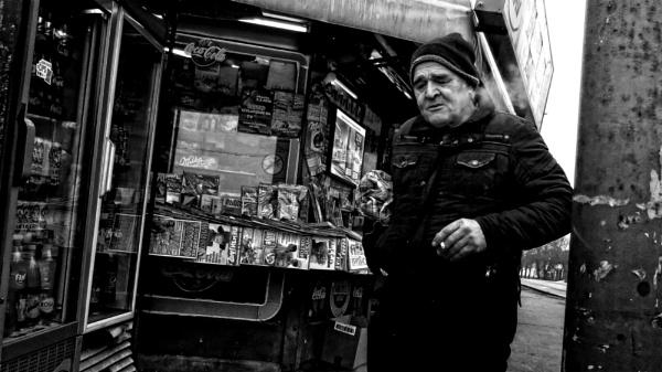 City Life LXVIII by MileJanjic