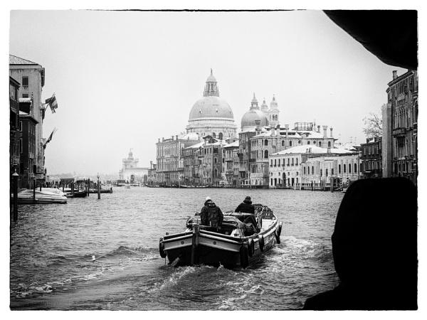 Venice in Winter by NevJB