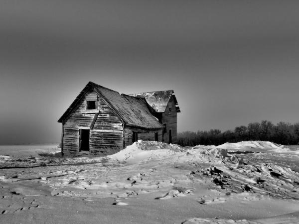 Goodbye  cruel winter by waltknox