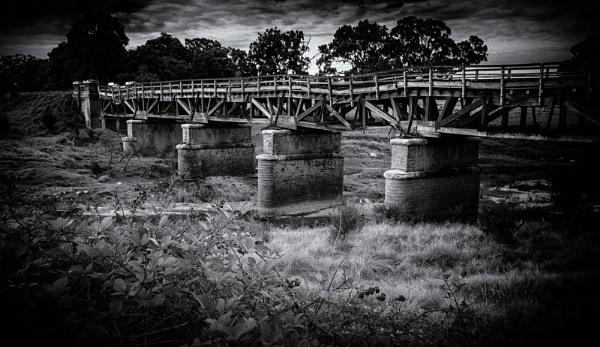 Disappearing Railway Blues, Wallangara,