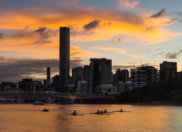 A Good Way to Start the Day, Brisbane, Queensland