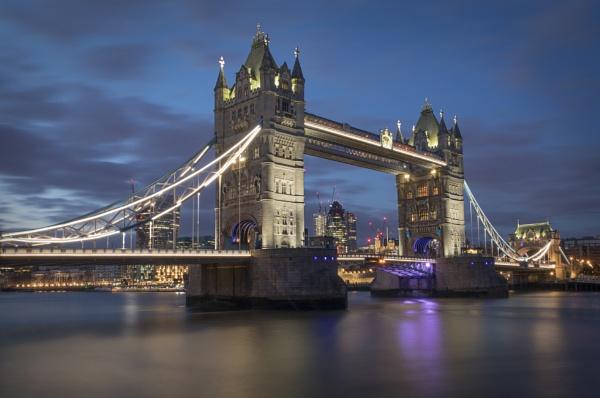 Tower Bridge by robjames