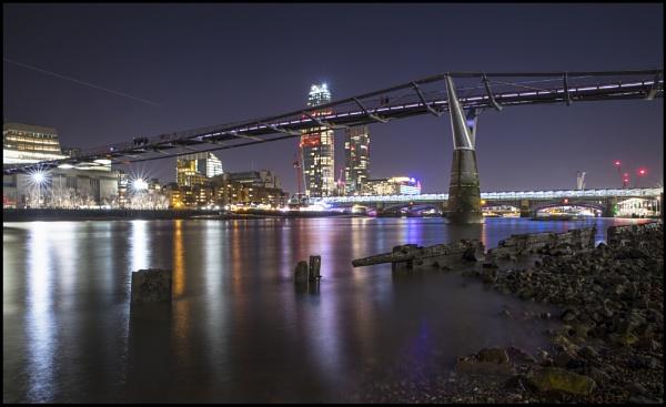 Millenium bridge by robjames