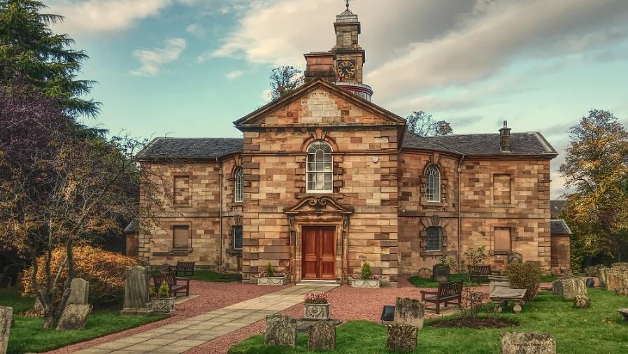 Old Parish Church.