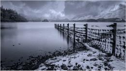 Derwent Water in Winter