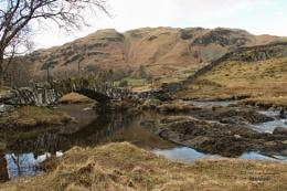 A walk to Slater's Bridge, Little Langdale