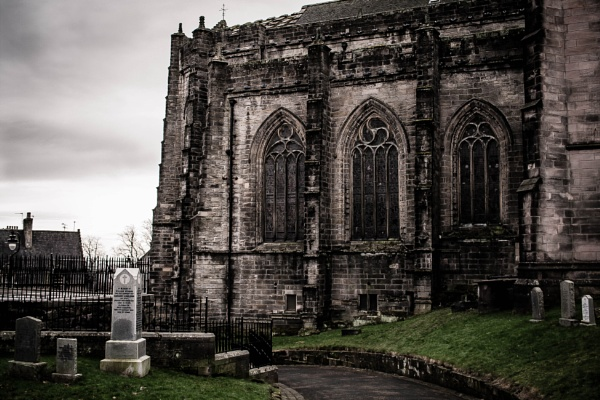 Church of the Holy Rude, Stirling, Scotland. by BDDavies