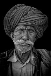 Camel man of Rajasthan