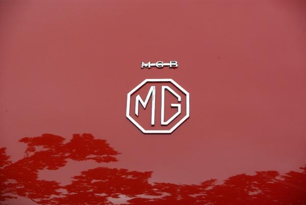 Sydney Motorfest 09 MG by RalphL