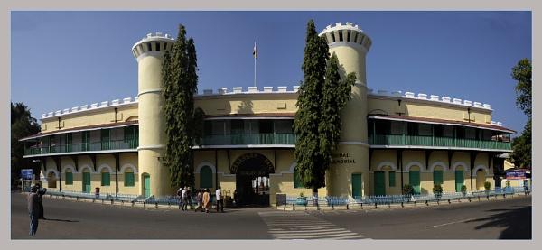 Cellular Jail 2 by prabhusinha