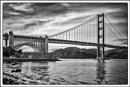 Golden Gate Bridge by tonyheps