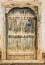 Blue Doorknob by nonur
