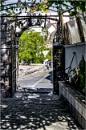 Dappled Shadows inside the Gateway by nonur