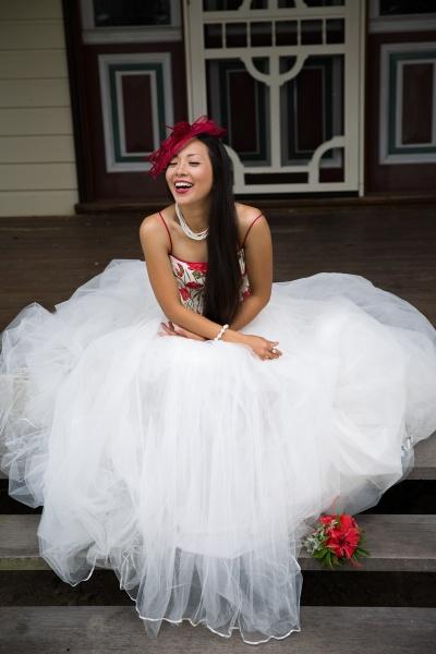 Bride by xenija