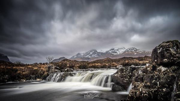 Sligachan Waterfalls