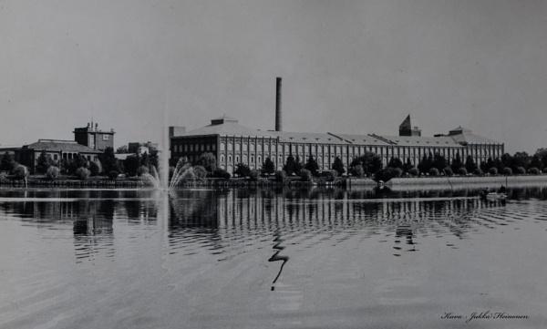 Pori Cotton factory. by Jukka