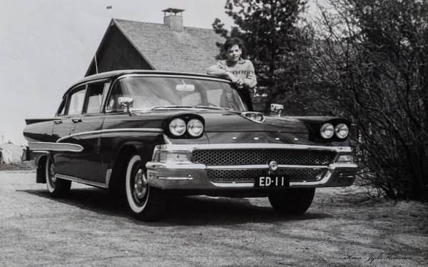 Ford Custom 300 - 1958