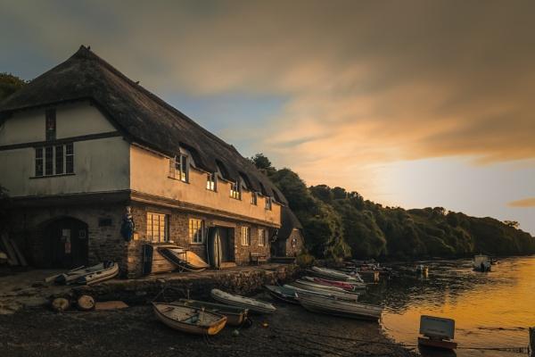 Bantham Quay by Fefe