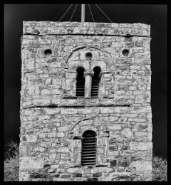 Photo : Saxon Church Tower: detail